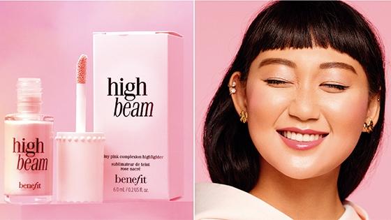Benefit, rostro, maquillaje, rubor, blush, galifornia, iluminador, tinte, tints, benetint, highbeam, highlighters