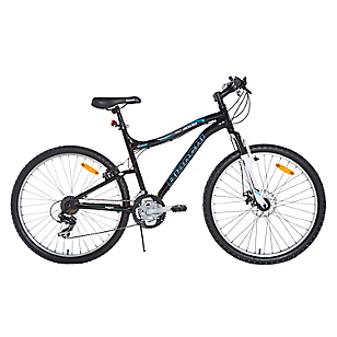 Bicicleta Aro 26 XC-3000 Negra