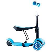 Scooter 3 Wheels Kids Azul