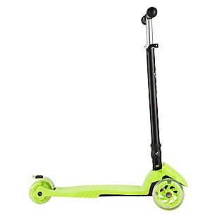 Scooter 3Wheel Verde