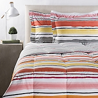 Plum�n Estampado Stripes C�lido King