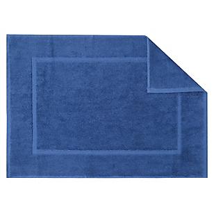 Piso De Baño Azul