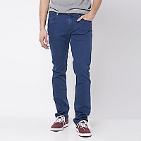 Jeans 5 Bolsillos Regular