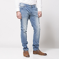 Jeans Stretch Cotton Skinny