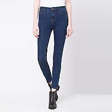 Jeans Pitillo con Cierres