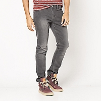 Jeans 5 Bolsillos Hombre
