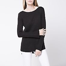 Sweater Liso Ajustado