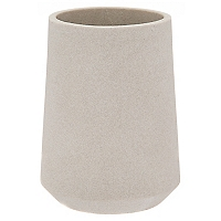Vaso Stone Blanco