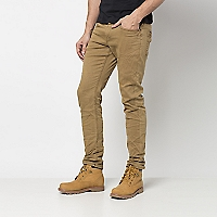 Pantalón Skinny Denim Color