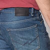 Jeans 5 Bolsillos Tapered