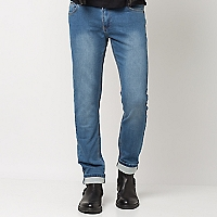 Jeans Knitted Slim Fit