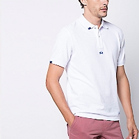 Polera Cuello Polo Regular