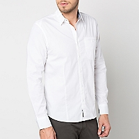 Camisa Regular Lisa