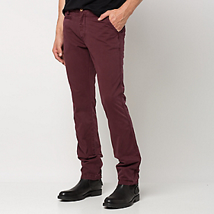 Pantalón Chino Slim Color