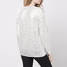 Sweater Estampado Lentejuelas