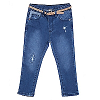 Jeans Ni�a 6 a 24 Meses
