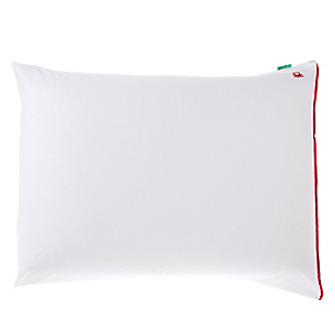 Funda de Almohada Piping Rojo