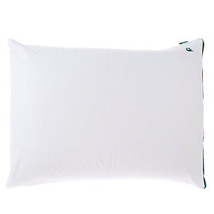 Funda de Almohada Piping Verde