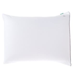Funda de Almohada Piping Gris