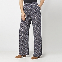 Pantalón con Estampado