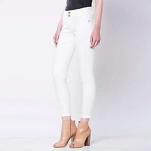 Jeans Liso Alto