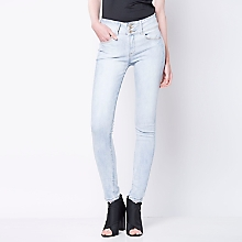 Jeans Skinny Patch