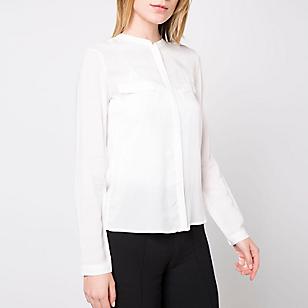 Blusa Cuello Mao Diseño