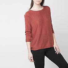 Sweater Liso Manga 3/4