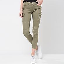 Jeans Diseño Camuflaje