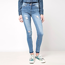 Jeans Destroyed Push Up