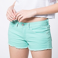 Short Desflecado