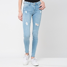 Jeans Juvenil Roturas