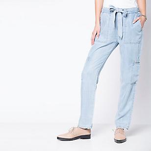 Jeans con Amarras