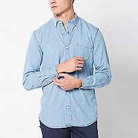Camisa Cuello Button Down Lisa