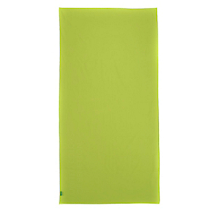 Toalla Microfibra Verde 80 cm x 160 cm
