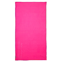 Toalla Microfibra Pink 80 cm x 160 cm