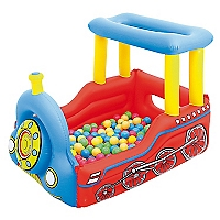 Inflable Train