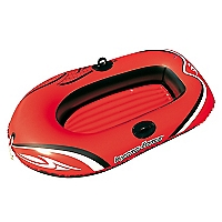 Bote Inflable Hidro Force Rojo