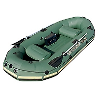 Bote Inflable Multicolor