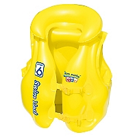 Chaleco Inflable Swin Amarillo