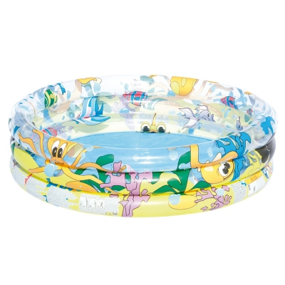 Piscina Inflable Tres Anillos Multicolor