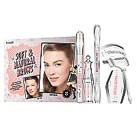Set Maquillaje de Cejas Soft Nat Brows Kit