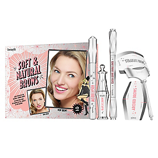 Kit cejas Soft and Natura Brows