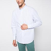 Camisa Regular Rayas