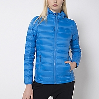 Parka Mujer Outdoor Feather