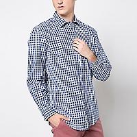Camisa Regular Cuadros