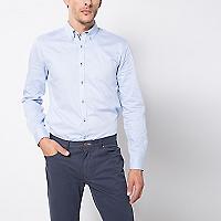 Camisa Slim Liso