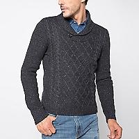 Sweater Trenzas
