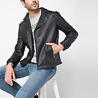 Chaqueta  Biker Eco Leather