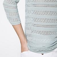 Sweater Detalles Manga Larga